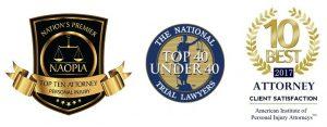 Personal Injury Attorney Awards