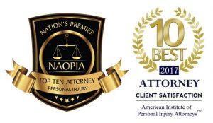 Top Ten Personal Injury Lawyer