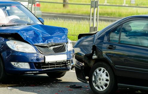 Top 5 Common Causes of Auto Accidents