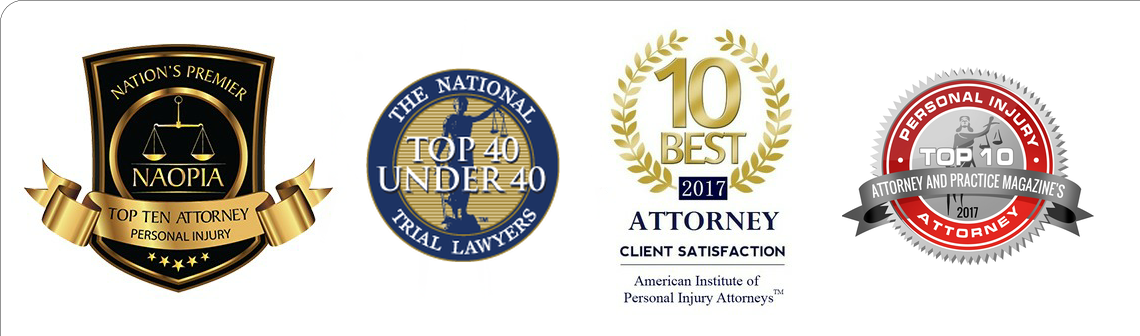 Personal Injury Attorney Awards