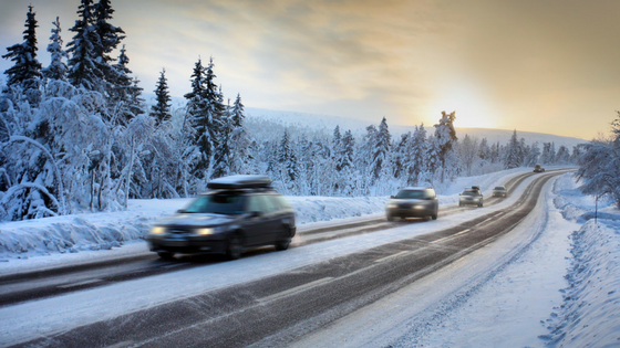 Safe Winter Driving Habits