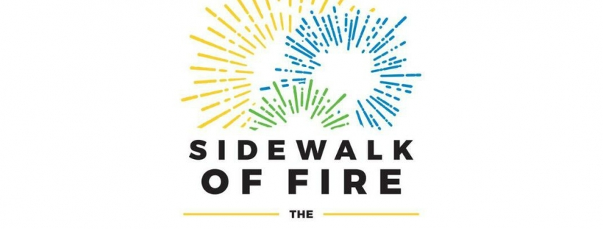Sidewalk of Fire 2019 Cockayne Law