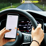 Texting & Driving Statistics from Cockayne Law Firm