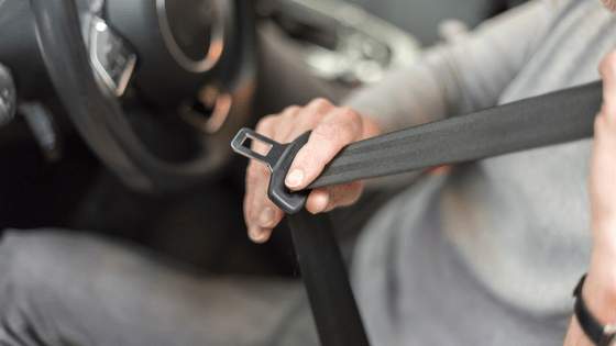 Seat Belt Statistics by Cockayne Law Firm