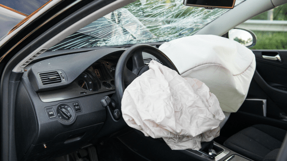 Issues Caused By Airbags In An Accident By Cockayne Law Firm
