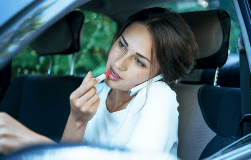 How To Eliminate Distractions In The Car In Utah