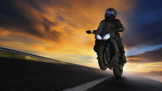 Risk of Riding Motorcycle By Cockayne Law Firm