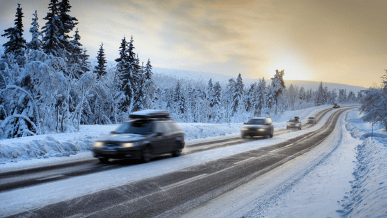 Safe Winter Driving Habits In West Jordan, UT